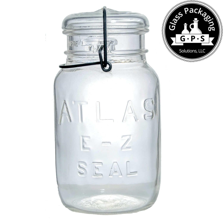 2 quart atlas jar dating