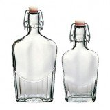 Swing Top Glass Flasks