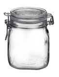 *Back in stock* Fido 750 ml Hermetic Jar