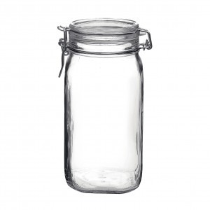 FIDO from Bormioli Rocco 1.5 L canning jar #149230 - wholesale