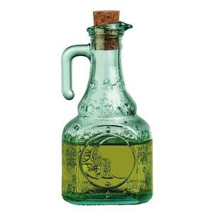 Helios 250 ml Glass Cruet Bottle