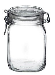 FIDO from Bormioli Rocco 1L canning jar #149220 - wholesale