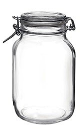 FIDO from Bormioli Rocco 2L canning jar #149240 - wholesale
